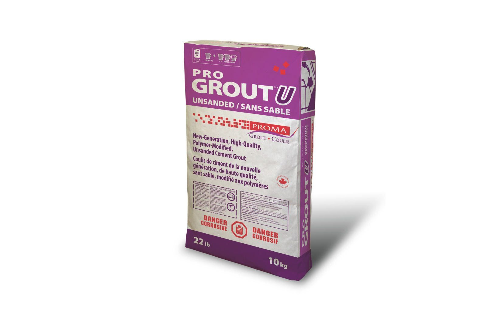 Pro Grout Unsanded