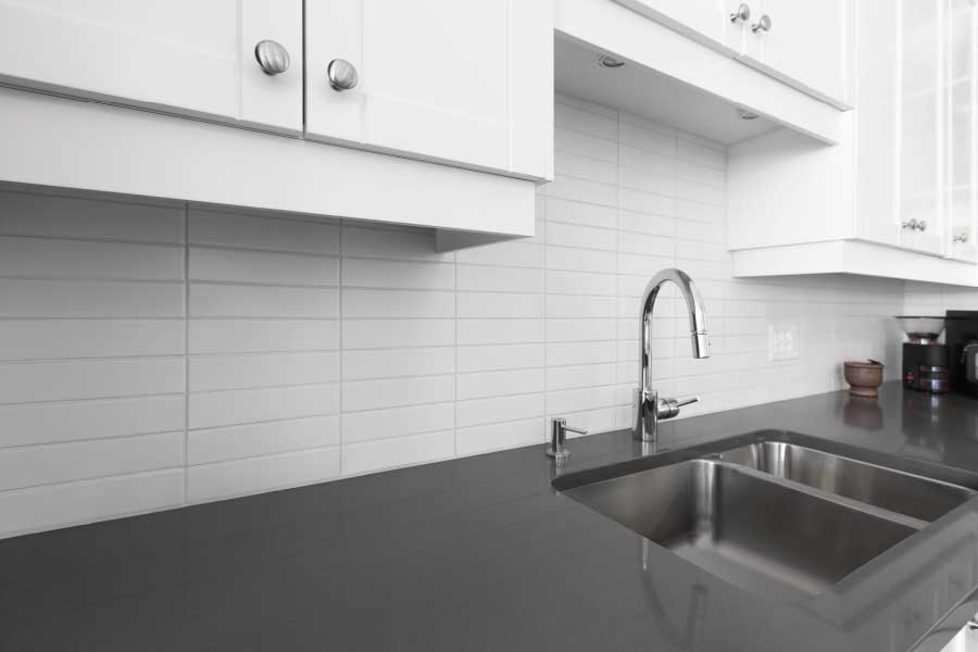 Stylish Backsplash