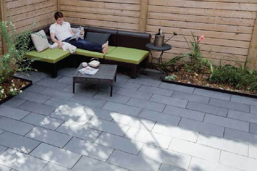 Comment r aliser un patio ext rieur parfaitement tanche for Construction mur exterieur quebec
