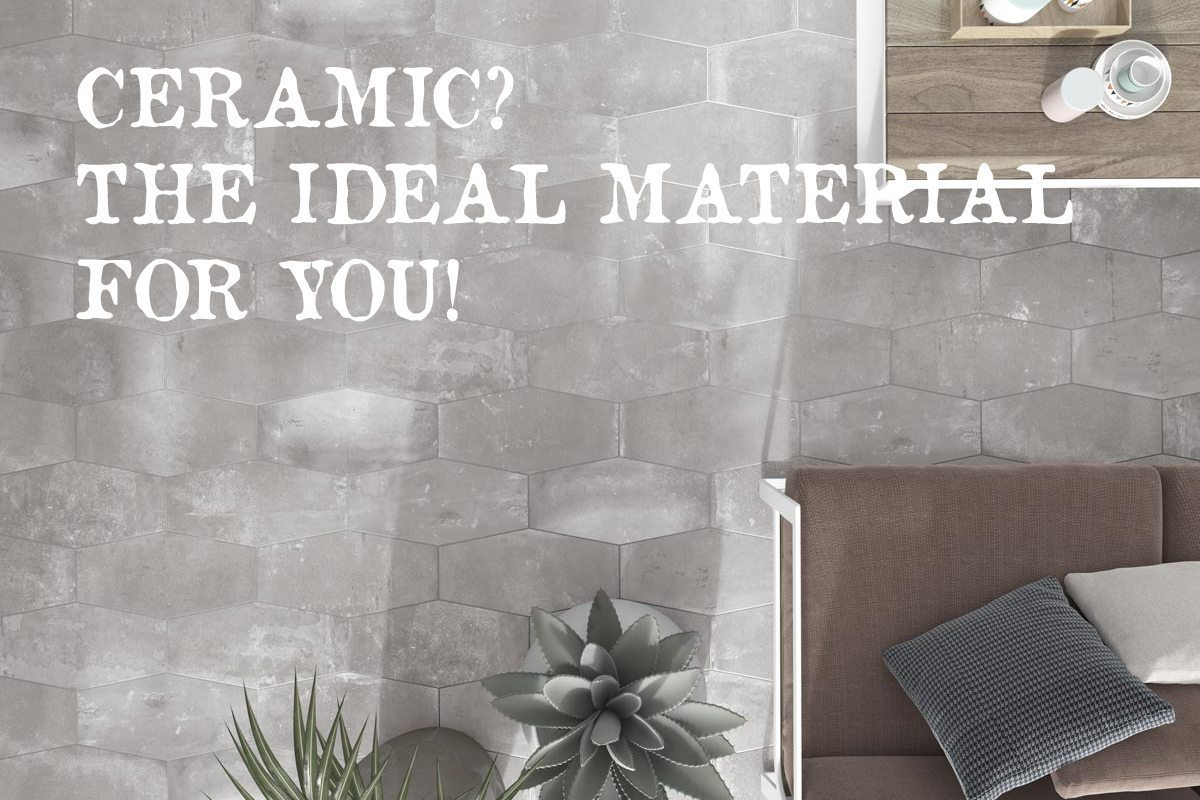 Why is ceramic the best material for your project?