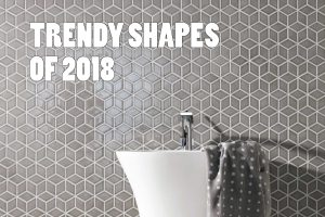 Trendy shapes of 2018