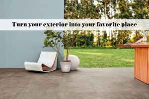 How to embellish your exterior