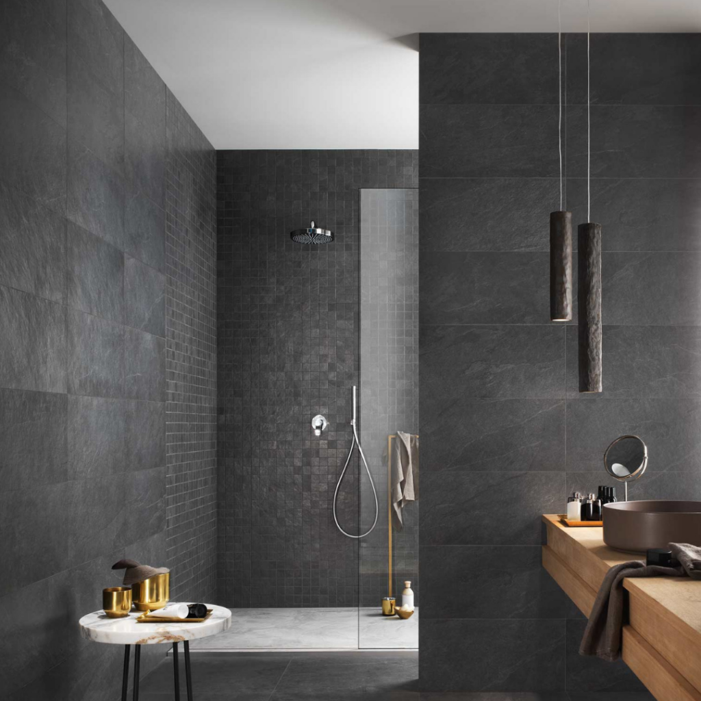 Italian Shower The New Trend Ceramique De Salle De Bain