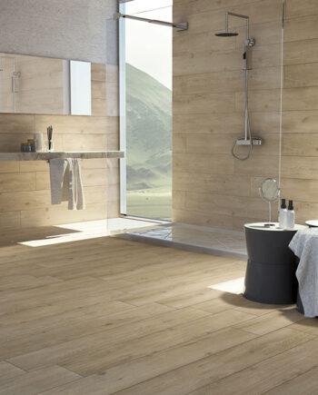 Plus adapté Tuiles en céramique ; Imitation de bois ⋆ La Tuilerie ZL-35