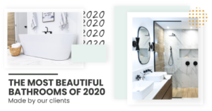 The most beautiful bathrooms of 2020